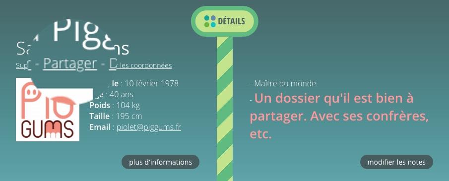 Partager votre dossier patient Osteo2ls