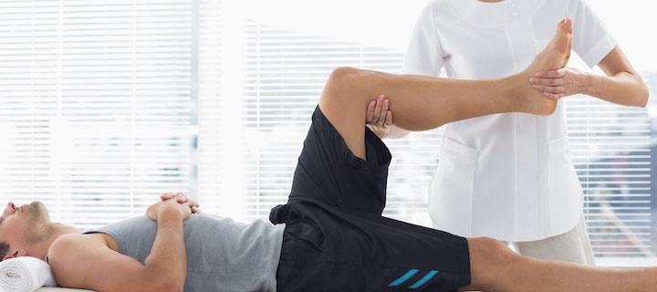 L'ostéopathie dans le domaine sportif