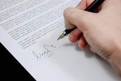 Ajoutez une signature à vos documents