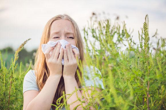 Solutions naturelles et ostéopathie pour un printemps sans allergies
