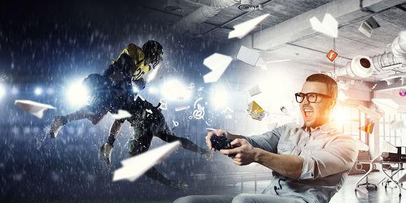 Jeux vidéo et ostéo