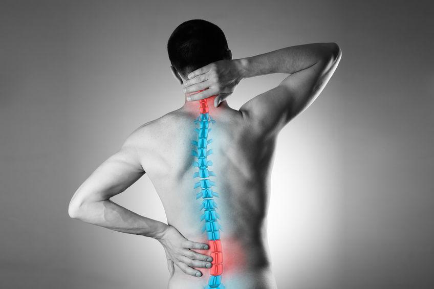 L'ostéopathe pour soulager et prévenir une hernie discale