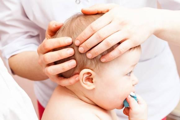 L'ostéopathie pour votre bébé